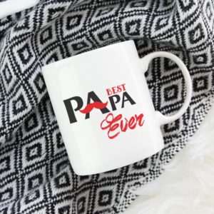 Best Papa Ever Coffee Mug