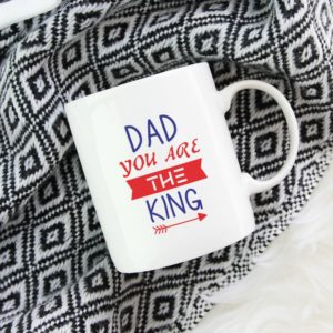 King Dad Coffee Mug